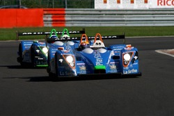 The team Pescarolo, #17 and #16