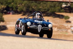 Al Leake, Jr., 1957 Alfa Romeo Giuli