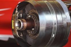 Scuderia Ferrari, F2007, Brake system