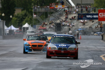 #127 Fountain Motorsports BMW 330i: Guy Cosmo, Matt Plumb