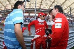 Felipe Massa, Scuderia Ferrari, Jean Todt, Scuderia Ferrari, Ferrari CEO