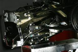 Spyker F1 Team, Gearbox