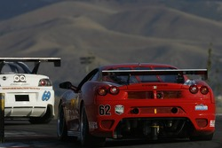 #62 Corsa Motorsports Ferrari F430 CH: Steve Pruitt