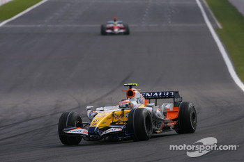 Heikki Kovalainen, Renault F1 Team