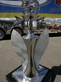 Grand Am Rolex Series championship trophy