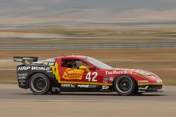 #42 Team Sahlen Corvette: Joe Sahlen, Will Nonnamaker, Wayne Nonnamaker