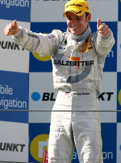 Podium: Jamie Green, Team HWA AMG Mercedes