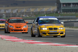 #95 Turner Motorsport BMW 330i: Trevor Hopwood, Adam Burrows