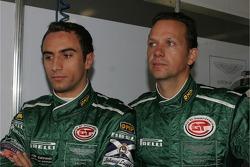 Ferdinando Monfardini and Jean-Marc Gounon