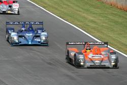 #12 Autocon Motorsports Creation CA06H Judd: Michael Lewis, Chris McMurry, Bryan Willman; #9 Highcroft Racing Acura ARX-01a Acura: David Brabham, Stefan Johansson, Robbie Kerr