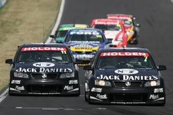 Kayne Scott, Marcus Marshall (Jack Daniel's Racing Commodore VE)