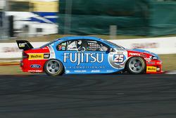 Bright, Macrow - (Fujitsu Racing)