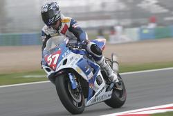 57-Ilario Dionisi-Suzuki GSX-R 1000 K6-Cruciani Moto Suzuki Italia