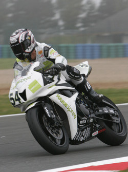 54-Kenan Sofuoglu-Honda CBR 600 RR-Hannspree Ten Kate Honda