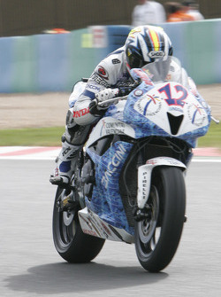 12-Javier Fores-Honda CBR 600 RR-HP Racing