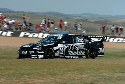 Shane Van Gisbergen first lap at the Mountain
