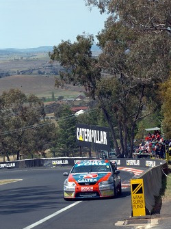 Russell Ingall through Turn 2