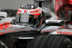 Fernando Alonso, McLaren Mercedes, MP4-22