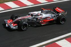F1: Fernando Alonso, McLaren Mercedes, MP4-22