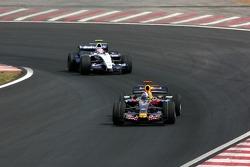 David Coulthard, Red Bull Racing, Kazuki Nakajima, Williams F1 Team