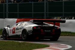 #7 All-Inkl.com Racing Lamborghini Murciélago: Christophe Bouchut, Marc Duez