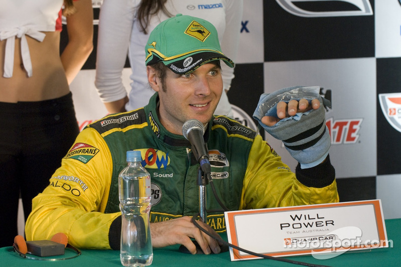 Press conference: Will Power