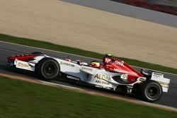 Giedo van der Garde, Test Driver, Force India F1 Team, F8-VII-B