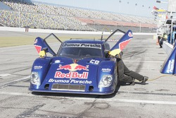 #58 Brumos Porsche/ Red Bull Porsche Riley: David Donohue, Darren Law, Buddy Rice