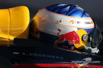 Robert Doornbos, Test Driver, Red Bull Racing