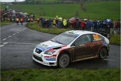 Garreth McHale and Alan Harryman, Ford Focus WRC 06