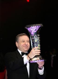 FIA Formula One World Championship: Jean Todt, Ferrari