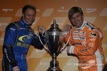 Team Norway: Petter Solberg and Henning Solberg