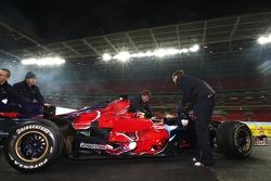 Sebastian Vettel, Toro Rosso STR02