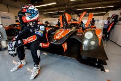 Julien Canal, G-Drive Racing