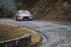 Kris Meeke and Paul Nagle, Citroën DS3 WRC, Citroën World Rally Team