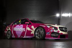 New livery for Erebus Motorsport