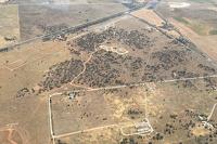 Aerial view of SA Motorsport Park