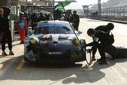 #77 丹普西博通车队 保时捷911 RSR:帕特里克·丹普西、帕特里克·隆、马尔科·泽弗里德