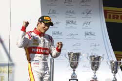 Second place Rio Haryanto, Campos Racing