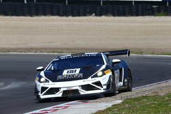 #88 Reiter Engineering Lamborghini Gallardo LP560-4 R-EX: Albert von Thurn und Taxis, Nicky Catsburg