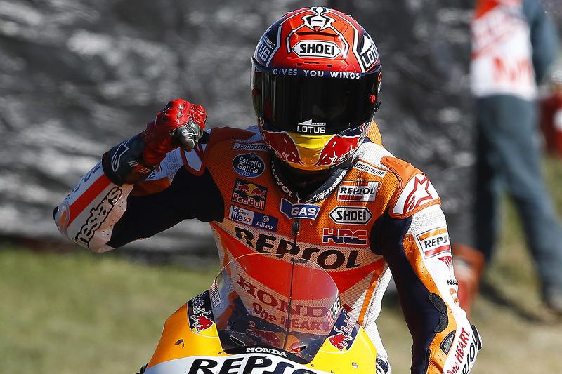 El ganador, Marc Márquez, Repsol Honda Team