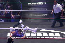 Lewis Hamilton Mexican wrestling
