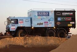 Team Trifene, Mundo Dakar event: Team Trifene Man 6X6 service truck