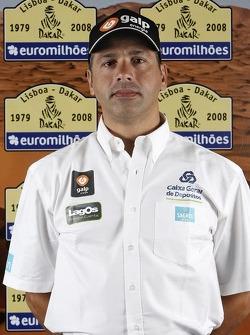 Portuguese teams presentation: Carlos Sousa