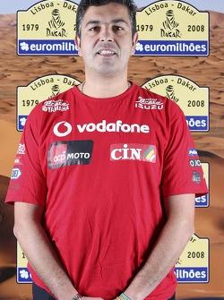 Portuguese teams presentation: Joao Rosa