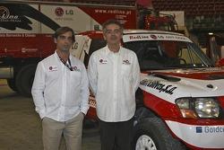 Red Line Off-Road Team: Nuno Inocencio and Jaime Santos