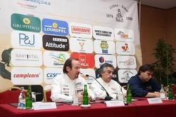 Equipa Padock: press conference