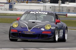 #66 TRG Porsche GT3 Cup: Bryce Miller, Ted Ballou, Andy Lally, Richard Westbrook