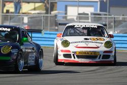 #89 Farnbacher Loles Motorsports Porsche GT3 Cup: Luca Drudi, Giorgio Rosa, Gabrio Rosa, Jorg Hardt, Giacomo Petrobelli