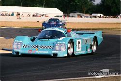 #11 Porsche Kremer Racing Porsche 962 C: George Foucher, Hideki Okada, Masanori Sekiya